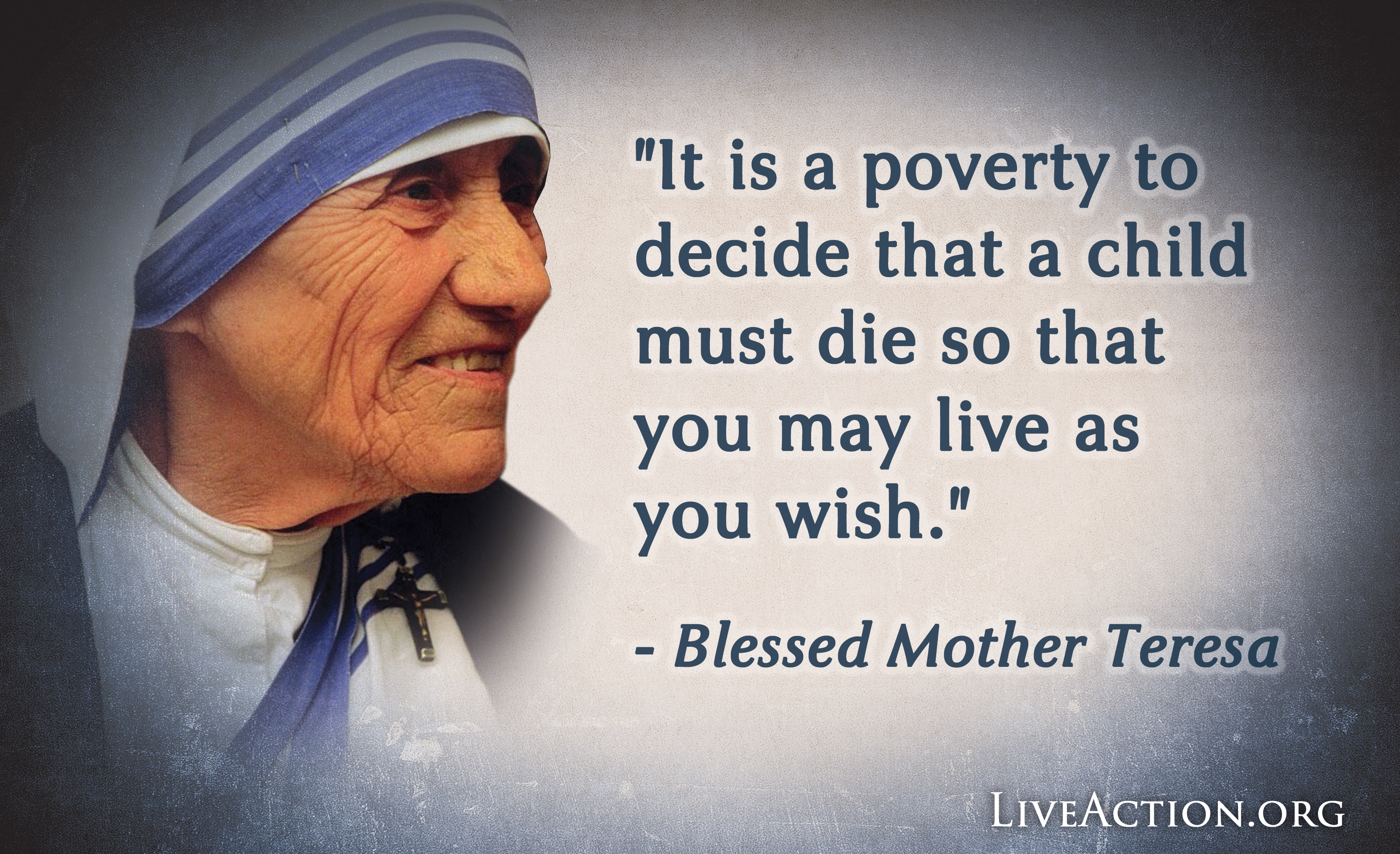Abortion Quotes Ashes From Burnt Roses Faith Filled Friday Mother Teresa On The