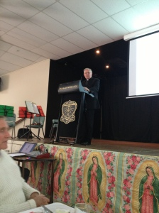 Archbishop Mark Coleridge speaking at the Pregnancy Crisis Incorporated Fundraising Lunch - Saturday 15 June 2013