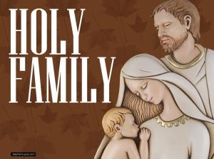 holy family 2013