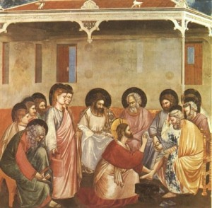 washing feet Giotto_-_Scrovegni_-_-30-e1397636910875